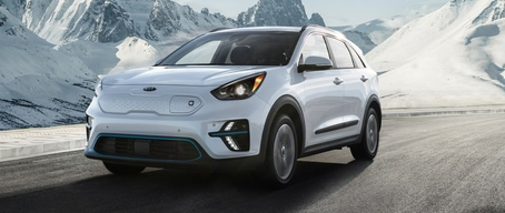2020 Kia Niro EV With Cold Weather Capabilities