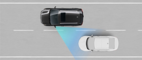2020 Kia Niro EV Blind-Spot Collision Warning