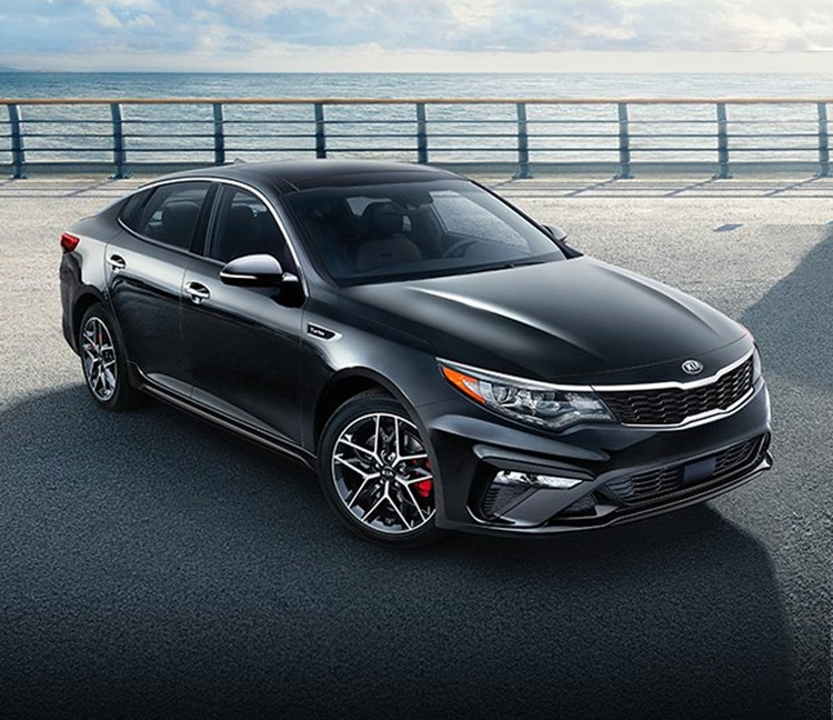 2020 Kia Optima Sx 2.0 Liter Turbocharged Engine