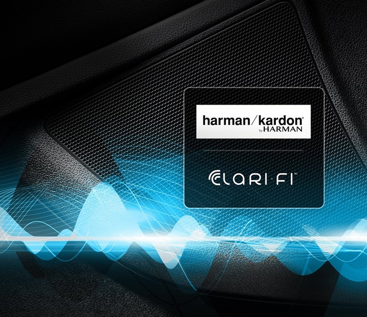 2020 Kia Sorento Harman Kardon® Surround Audio System With Clari-Fi™ Technology