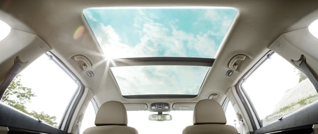2020 Kia Sorento Adjustable Panoramic Sunroof