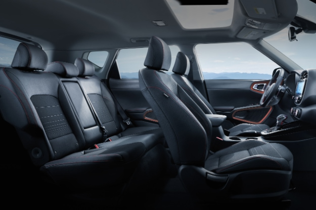 2021 Kia Soul Spacious Interior Seating