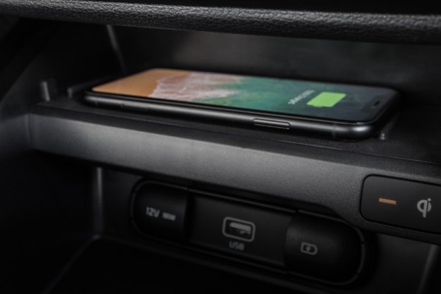 2021 Kia Soul Wireless Charging Feature
