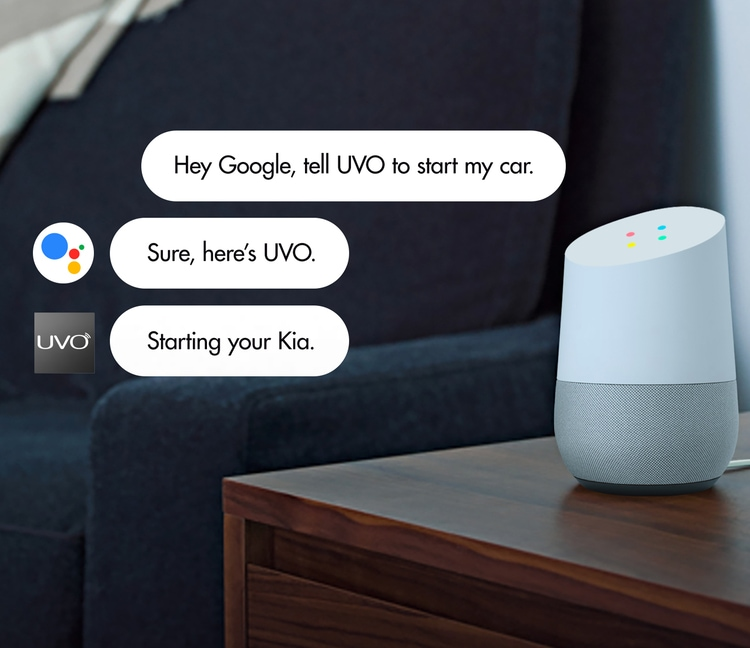 2021 Kia Soul Google Assistant Functionality