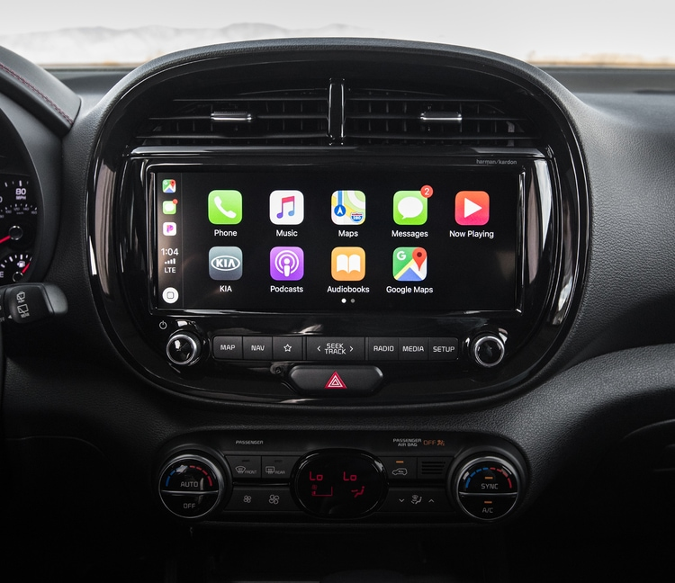 2021 Kia Soul Apple CarPlay