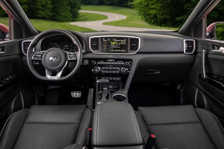 2022 Sportage Steering Wheel