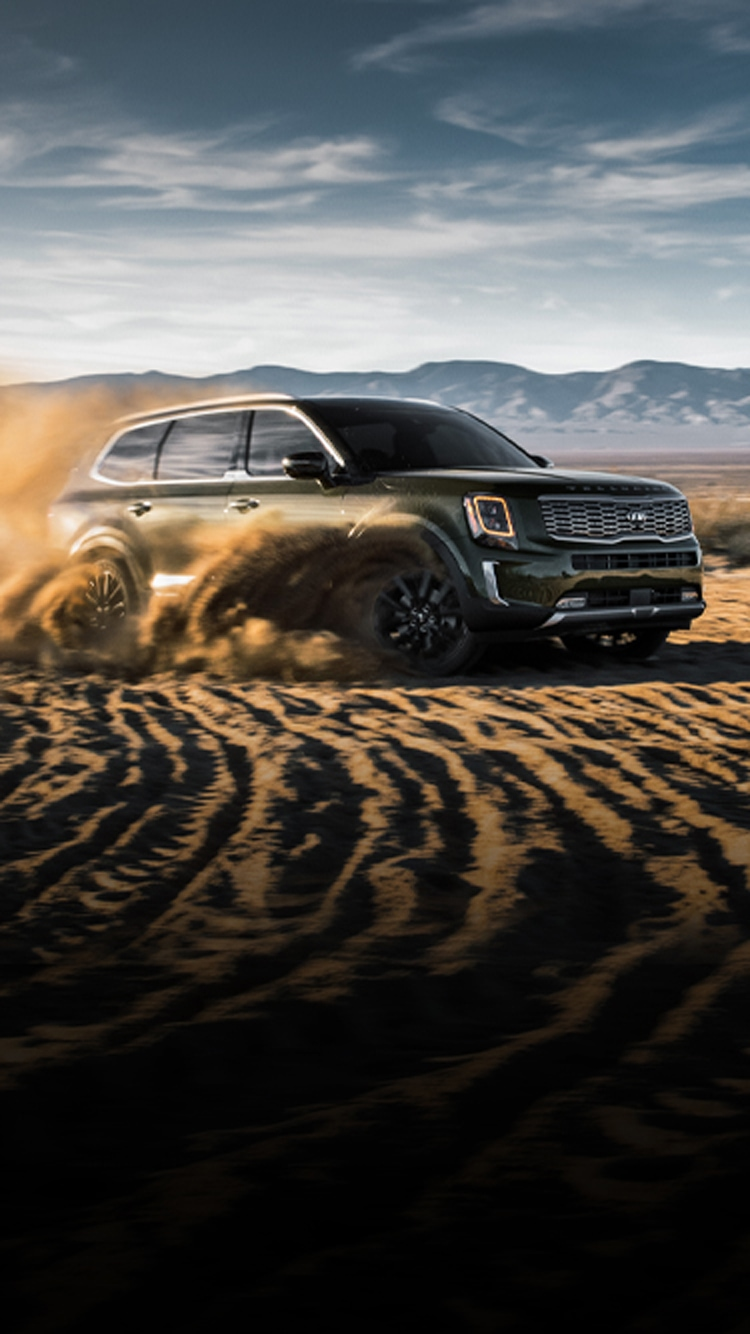 Best Off Road Suv 2020.2020 Kia Telluride Mid Size Suv Pricing Features Kia