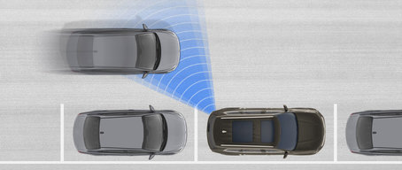 2020 Kia Telluride Safe Exit Assist (SEA)